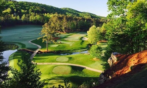 Limestone Springs: $49 for an 18-Hole Round of Golf for One with Cart at Limestone Springs ($99 Value)
