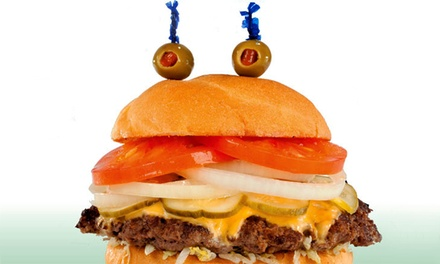 $16 for Two Groupons, Each Good for $16 Worth of Burgers and Shakes at Cheeburger Cheeburger ($32 Total Value)