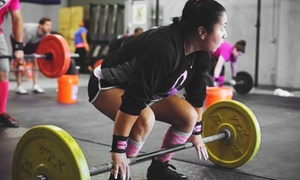 Harrison Strength & Fitness: 10 or 20 Group Training Sessions at Harrison Strength & Fitness (Up to 65% Off)