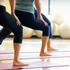 Up to 60% Off Hot-Yoga Barre Classes