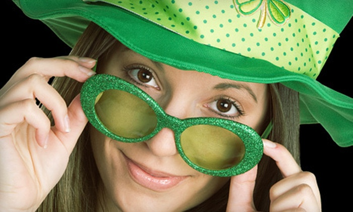 Pubcrawls.com: Two-Day All-Access Outing to a St. Patrick's Day Pub Crawl for One, Two, or Four from Pubcrawls.com (Up to 68% Off)