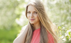 Jeymi Salon & Spa: Up to 57% Off Hair Smoothing Treatment at Jeymi Salon & Spa