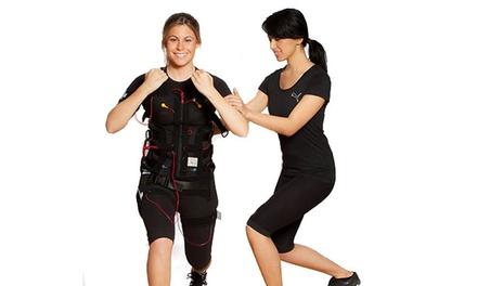 6, 8, 10 o 20 sesiones de electroestimulación muscular con entrenador personal desde 69 € en Nubody
