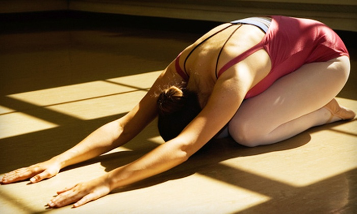Exhale - Multiple Locations: 10 or 20 Yoga Classes at Exhale (Up to 76% Off)