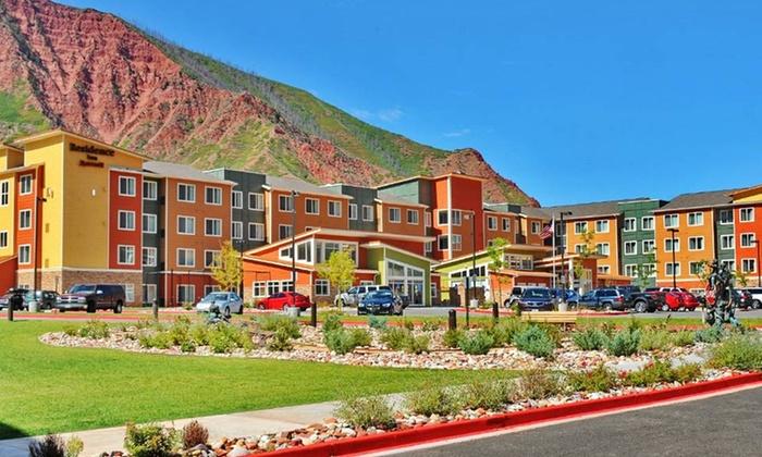 null - Ogden: Stay at the Residence Inn by Marriott Glenwood Springs in Glenwood Springs, CO. Dates Available into June.