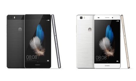 Smartphone Huawei P8lite. Vari colori disponibili