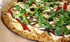 Pizza Studio - San Bruno - San Bruno: $10 for Two Groupons, Each Good for $9 Worth of Build-Your-Own Pizza at Pizza Studio ($10 Total Value)