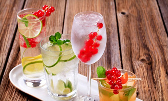 Belvedere - Central Business District: Summer Drinks and Polish Appetizers for Two or Four at Belvedere (Up to 47% Off)