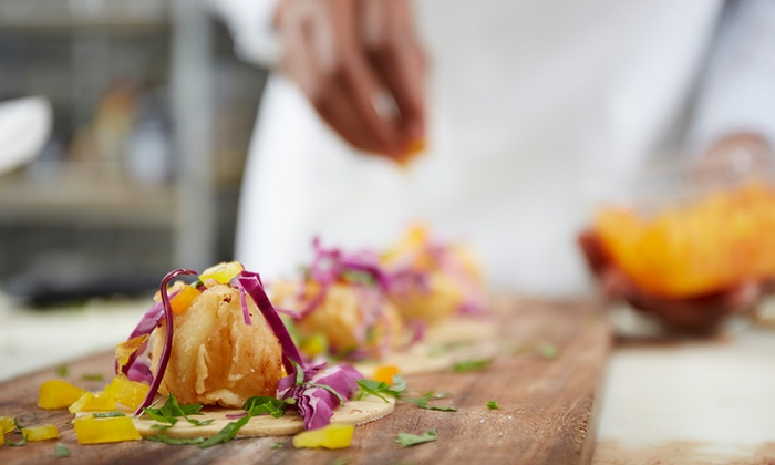 Bespoke cuisine - West Loop: $115 for BYOB Private Cooking Party for Two at Bespoke Cuisine ($170 Value)