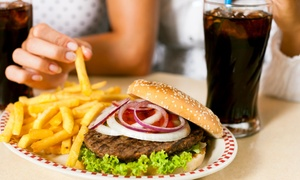 ISLAND SPORTS BAR AND GRILL: Free Large Fry With Purchase of $20 or More at ISLAND SPORTS BAR AND GRILL