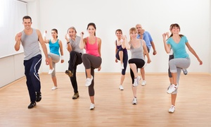 In10sity: Four Weeks of Unlimited Aerobics Classes at In10sity (44% Off)