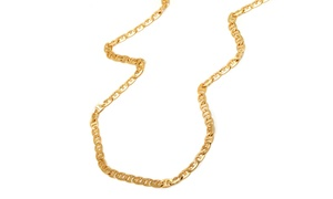 Flat Marina-Link Chain Necklaces at Flat Marina-Link Chain Necklaces, plus 6.0% Cash Back from Ebates.