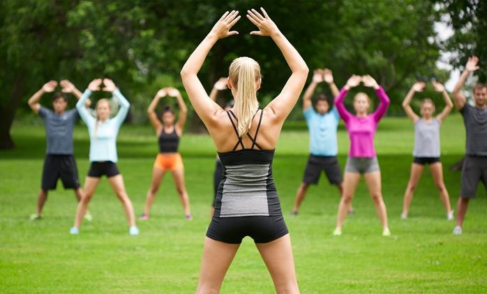 10x 60 Min. intensives Outdoor-Fitnesstraining für eine oder zwei Personen bei AM Personal Training (bis zu 83% sparen*)