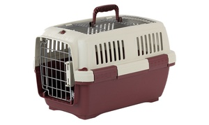 2-Door Top- and Side-Loading Pet Carriers: 2-Door Top- and Front-Loading Pet Carriers