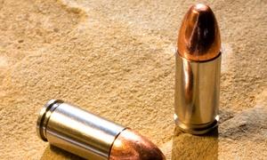 Family Indoor Shooting Range: Shooting-Range Passes and Optional Gun Rentals or Membership at Family Indoor Shooting Range (Up to 63% Off)