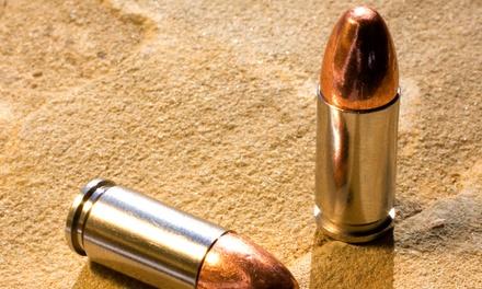 Shooting-Range Passes and Optional Gun Rentals or Membership at Family Indoor Shooting Range (Up to 63% Off)
