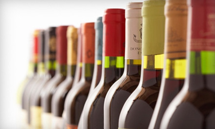 Barclay's Wine: International Wines from Barclay's Wine (Half Off). Two Options Available.