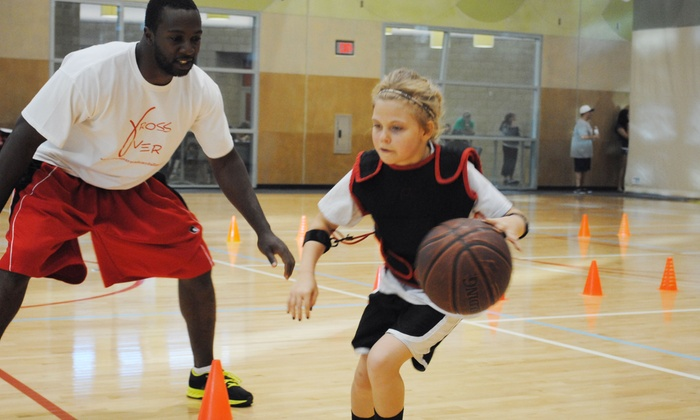 XrossOver Academy - Multiple Locations: $45 for Three 90-Minute Basketball Skills Sessions at XrossOver Academy ($90 Value)