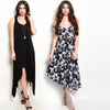 Black And White Midi Dresses