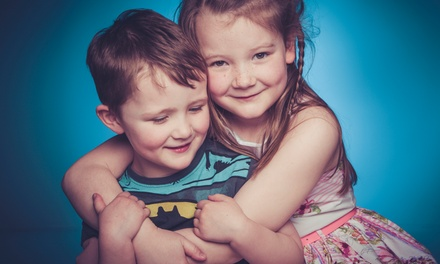 Family Photoshoot With Prints for £19 at A&T Photography(97% Off)