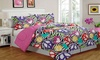 3-Piece Reversible Youth Comforter Set: 3-Piece Reversible Youth Comforter Set
