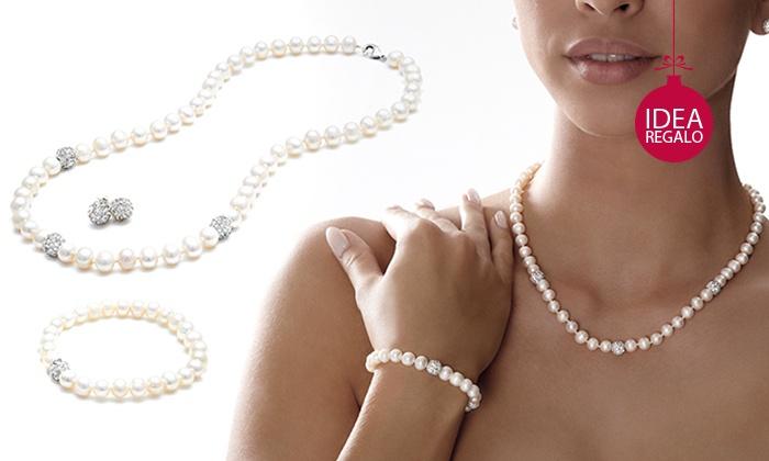 acquisto economico 48b1d 11b11 Gioielli Kyoto Pearl | Groupon Goods