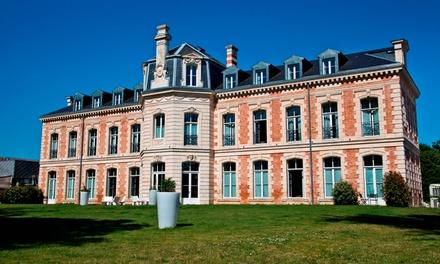 Près de la Rochelle : 1 à 3 nuits en chambre supérieure, pdj, spa et dîner en option à lHôtel&Spa du Château 4* pour 2