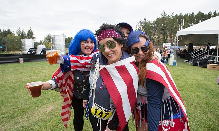 Craft Beer Relay - Craft Beer Relay: Registration for One, Two, or a Team of Four for the Craft Beer Relay (Up to 38% Off)