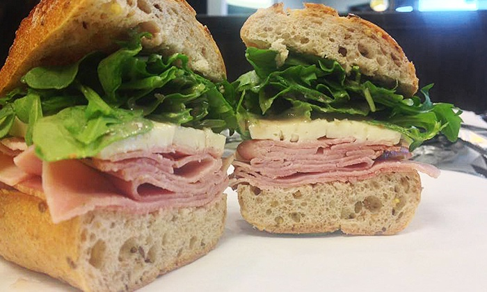 Urban Sub - St. Louis Park: Two Groupons, Each Good for $10 Worth of Gourmet Sandwiches, Soups, and Salads at Urban Sub (Up to 45% Off)