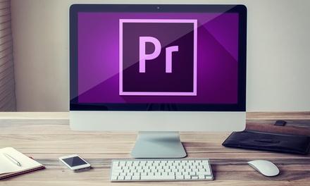 Online cursus video's monteren met Adobe Premiere Pro