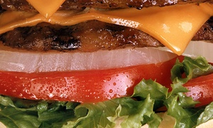 Emerson's Ale House: Burgers with Craft-Beer Flights for Two or Four at Emerson's Ale House (Up to 49% Off)