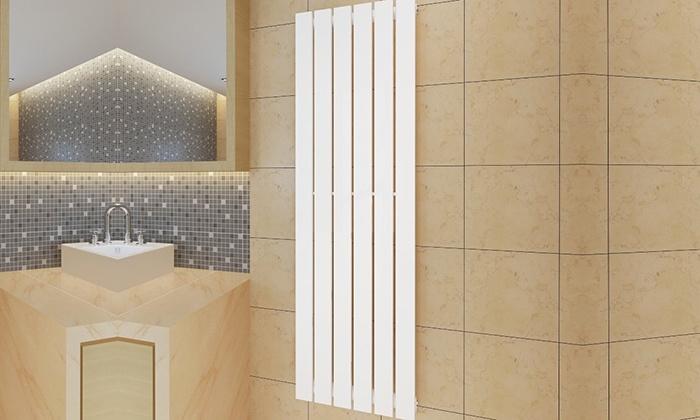 Badkamer Radiator Aanbieding : Badkamer en toilet radiatoren groupon goods