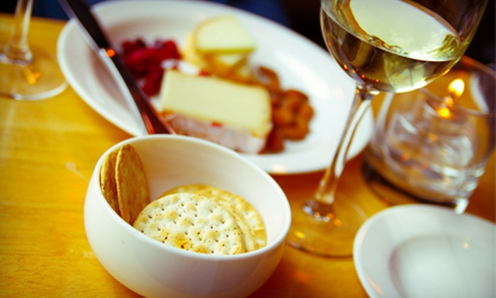 Bellavino Wine Bar - Thousand Oaks: $25 for Wine Flights and a Cheese Plate for Two at Bellavino Wine Bar in Westlake Village ($56 Value)