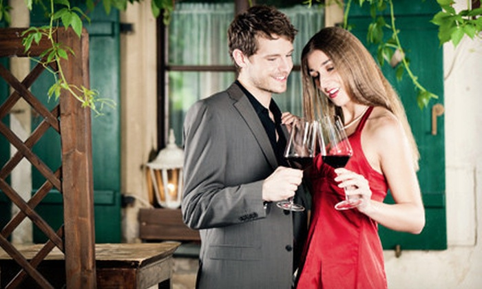 Washington Wine Academy - Arlington: $22 for Meet Your Match Singles Wine-Tasting Event from Washington Wine Academy ($45 Value). Four Options Available.