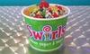 Swirls Frozen Yogurt - Mahopac: $13 for Five Groupons, Each Good for $5 Worth of Frozen Yogurt at Swirls Frozen Yogurt ($25 Total Value)