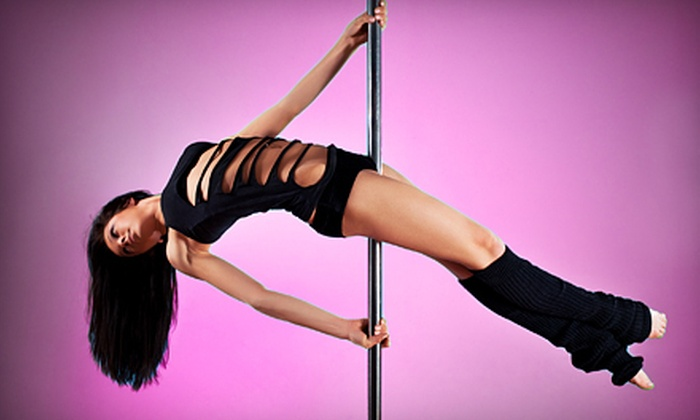 PoleFanAddicts Inc. - Sweet Auburn: 5 or 10 Pole-Dance and Fitness Classes at PoleFanAddicts Inc. (Up to 88% Off)