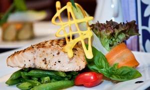 Restauracja Szczecin: 34,99 zł za groupon wart 70 zł do wydania na dowolne dania z menu i więcej opcji w Restauracji Szczecin (do -50%)