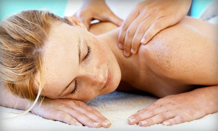 Massage Source - Holbrook: $45 for 60-Minute Custom Massage with Holiday Treat at Massage Source in Holbrook ($95 Value)
