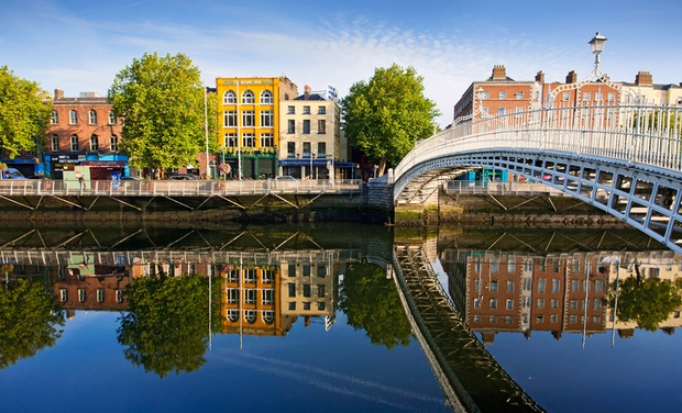 TripAlertz wants you to check out ✈ 8-Day Dublin & Berlin Vacation with Airfare from Great Value Vacations. Price per Person Based on Double Occupancy. ✈ Delve into Dublin & Berlin on Trip w/ Airfare - Dublin & Berlin Trip w/ Airfare