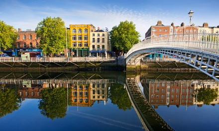 ✈ Dublin: 2 or 3 Nights with Return Flights and Spa Access at Best Western Sheldon Park *