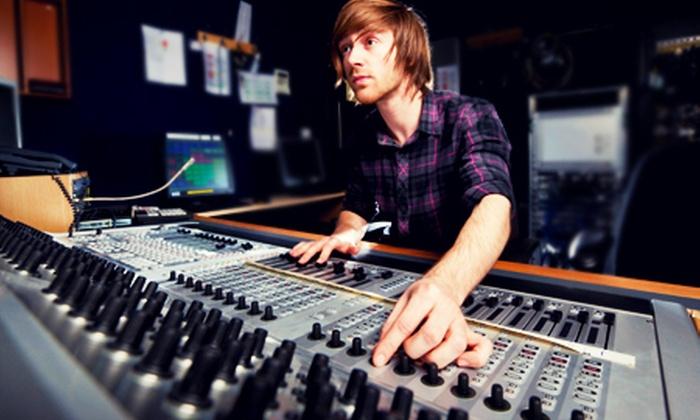 Rofl Audio Recording Studios - Nottingham: Two-Hour Recording Session for £19 at Rolf Audio Recording Studios