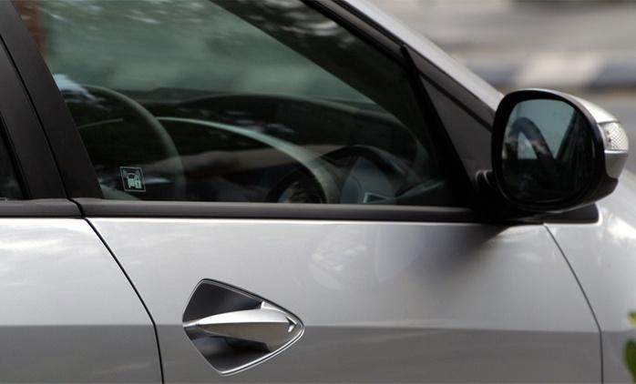 $429 en vez de $800 por polarizado de vidrios para auto con lámina americana en DDS Polarizados