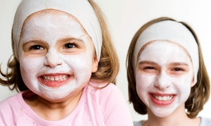 Pamper Me Pint-Sized Spa: $316 for $575 Worth of Kids' Spa Services at Pamper Me Pint-Sized Spa