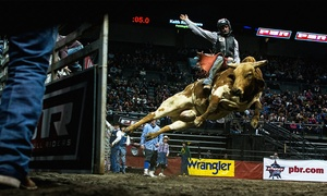 Professional Bull Riders Ford Built Tough Series: PBR: Built Ford Tough Series Sacramento Invitational on Friday, February 5, at 8 p.m.
