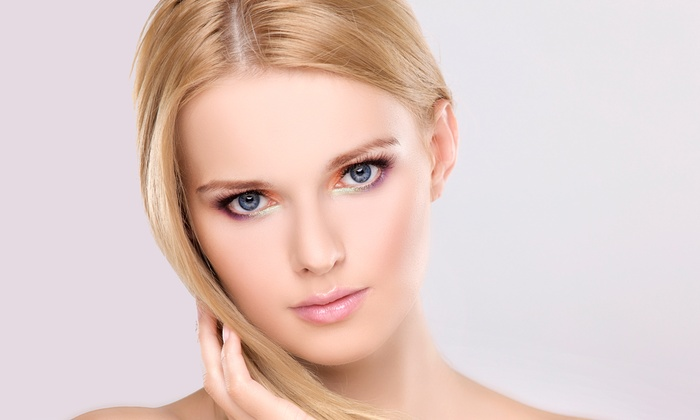New Image - Amherst: One or Three Microdermabrasion Facials With or Without One or Three Parisian Peels at New Image (Up to 76% Off)