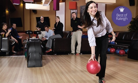$19.50 for $40 Worth of Bowling at Sparians Bowling Boutique & Bistro