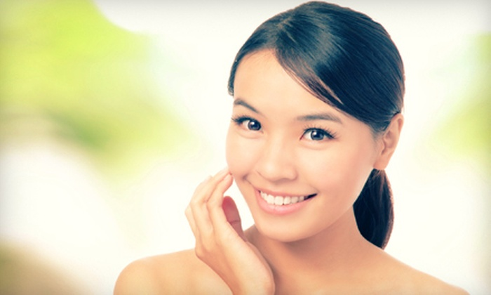 Green tea Spa - North Raleigh: One or Three 60-Minute Anti-Aging Japanese Facials at Green tea Spa (Up to 57% Off)