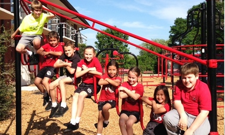 One Week of Summer Camp for One, Two, or Three Children at St. Charles Borromeo's Bulldog Summer Camp (46% Off)