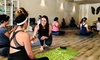 Up to 75% Off Yoga Classes at Soulstice Mind + Body Spa