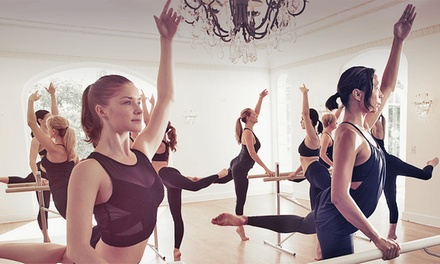 $49 for 10 Cardio Barre Classes at Cardio Barre in Redondo Beach ($160 Value)
